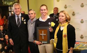 Garre se lleva la Copa que rinde homenaje a la jugadora cántabra asesinada en Estados Unidos