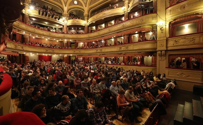 Mejoras en la seguridad del 'gallinero' del Teatro Palacio Valdés