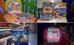 Los juguetes estrella de la Navidad, prácticamente agotados en Asturias