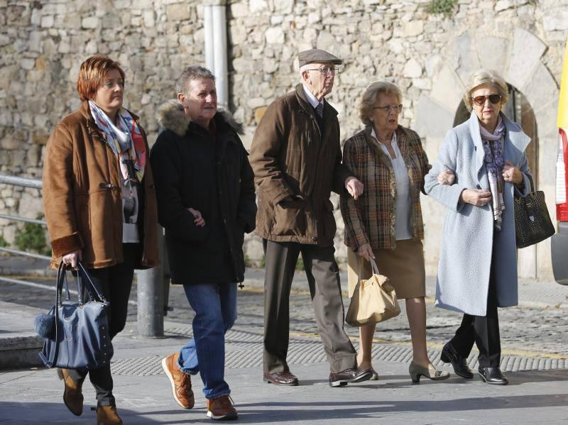 Gijón despide a Manuela Herrero, exjefa del Negociado de Extranjería de la Comisaría