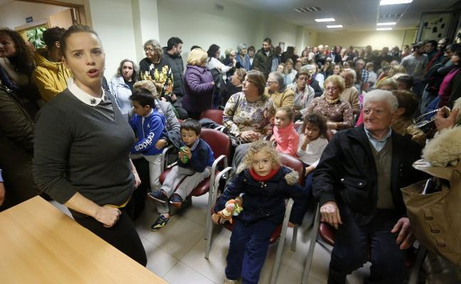 «No es negociable el traslado del centro de toxicómanos de Cáritas a Cerdeño»