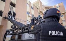 40 años del GEO, la élite de la policía