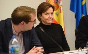 Carmen Moriyón descarta una coalición con el PP: «Salimos a competir»