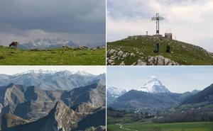 Día Internacional de Las Montañas: ¿Eres capaz de reconocer estas cumbres asturianas con solo verlas?