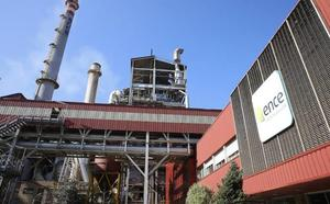 Ence prevé crear hasta 140 nuevos puestos de trabajo en Navia