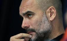 El desafortunado lapsus de Guardiola