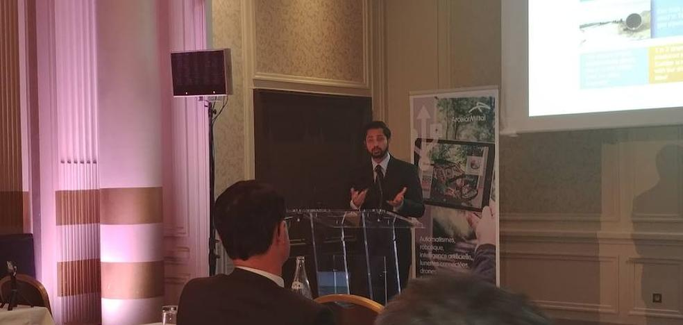 Aditya Mittal pide a los directivos de las plantas asturianas que «se focalicen» en ganar competitividad