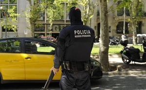 Barcelona despliega a 600 mossos en un operativo contra el narcotráfico
