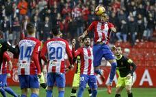 El Sporting suma tres puntos ante el Mallorca (1-0)