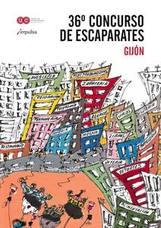 39 Comercios participan en el Concurso Navideño de Escaparates de Gijón