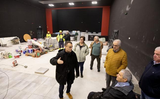 La ampliación de El Llar hace accesibles todas las estancias del teatro corverano