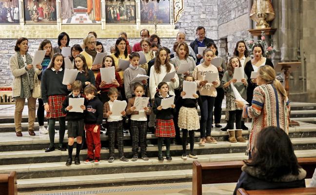Seis coros entonan el ambiente navideño