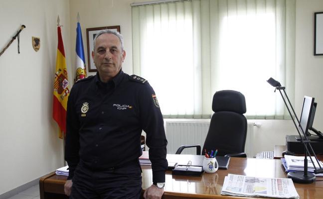 La plaza de comisario, vacante tras ser nombrado Esteban Corral jefe provincial en Lugo
