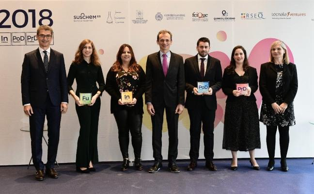 La gijonesa María Jesús Rodríguez, premiada como joven promesa de la Química