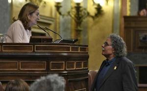 Nueva bronca de Ana Pastor en el Congreso: «Les recuerdo que hay libertad de expresión, pero no de insulto»