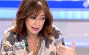 Nuevo desencuentro entre Ana Rosa Quintana y Arcadi Espada