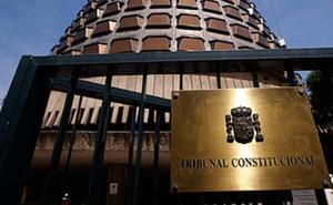 El Constitucional rechaza los primeros recursos de los líderes del 'procés'