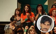 Las actrices denuncian al galán
