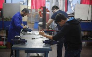 La Formación Profesional dual gana alumnos y suma 112 nuevas empresas