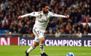 Isco se encara con el Bernabéu y rechaza el brazalete de capitán