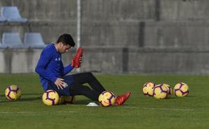 «Nos centramos en el día a día y en ganar en Granada»