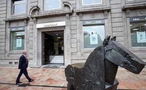 Los mercados celebran los contactos de Liberbank y Unicaja para su fusión