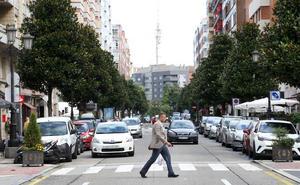 Detenido un hombre por robar en viviendas en Oviedo accediendo por los patios interiores