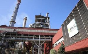 La inversión en la planta de Ence en Navia supera los 1.000 millones de euros en dos décadas