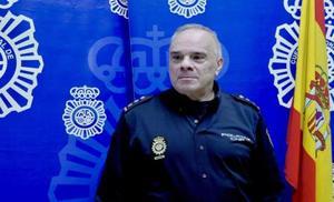 El asturiano Fidel Castañeda será el máximo responsable de la Policía Nacional de Vitoria