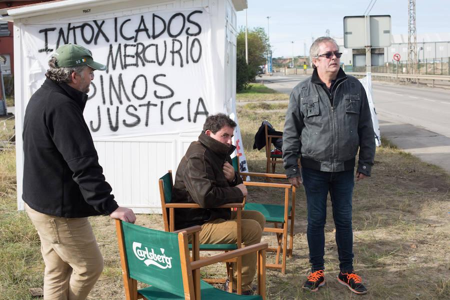 Los intoxicados en Azsa firmarán mañana viernes el nuevo convenio de atención médica