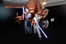 Un viaje al interior de Star Wars