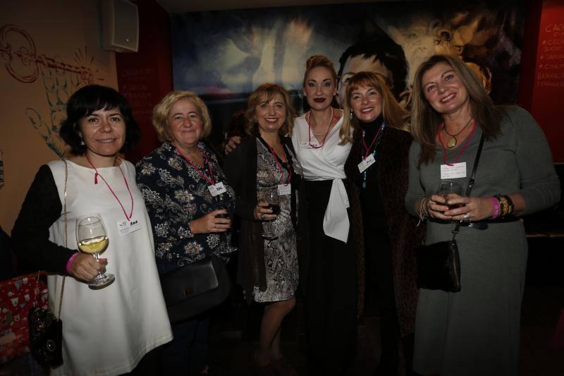 Cena solidaria contra el cáncer en Gijón