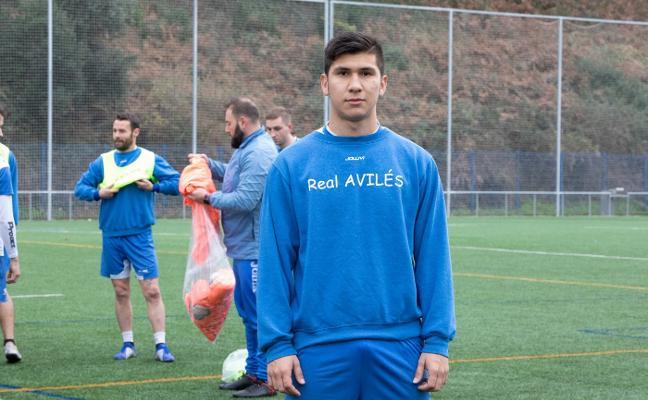 «Tengo muchas ganas de debutar con el equipo y ojalá pueda ser el domingo»