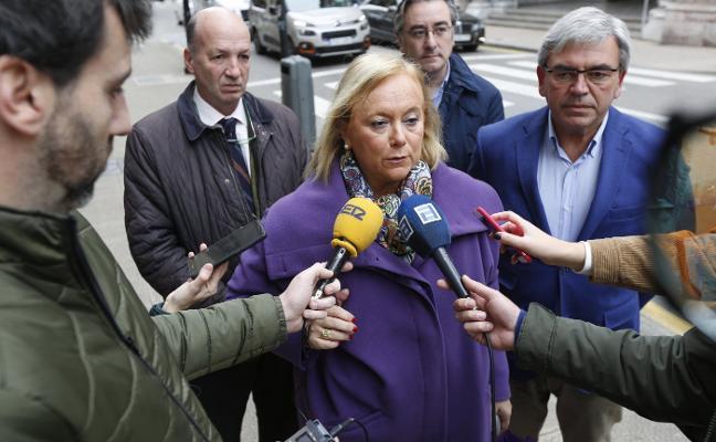 El PP asturiano da por seguro que Mercedes Fernández será su candidata al Principado