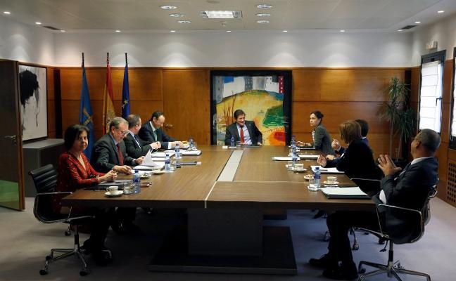 El Principado reclama que la posible fusión de Liberbank no afecte al empleo