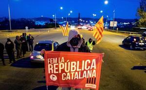 El manual del ala radical de los CDR para sembrar el caos en Cataluña