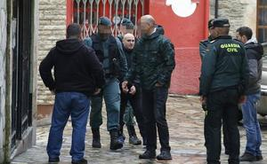 La Guardia Civil reconstruye el crimen de Paz Fernández Borrego