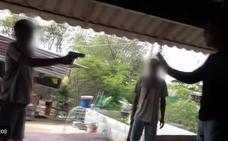 El impactante vídeo en el que se ve a Frank Cuesta a punto de morir