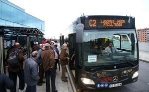 Esperas de hasta un máximo de dos horas en la segunda jornada de huelga en TUA