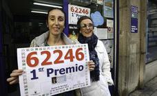 Lotería de Navidad: un Gordo en cinco años para los asturianos