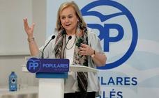 Mercedes Fernández: «Estamos trabajando con la dirección nacional para la confección de las listas»