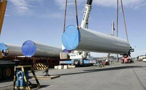 La empresa avilesina Windar Renovables pone en marcha la primera fábrica de torres eólicas de Rusia