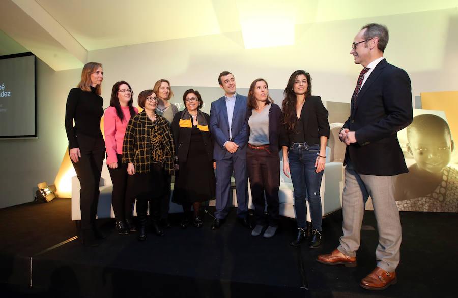 La Fundación Alimerka entrega sus premios