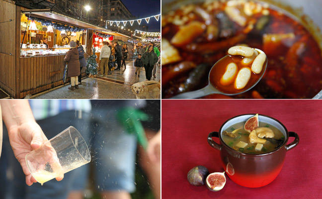 Las citas gastronómicas imprescindibles para los próximos días en Asturias