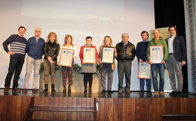 Cubera premia la tradición y el cuidado del entorno de Villaviciosa