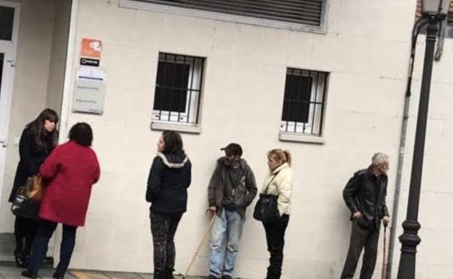 El vecino de Caso acusado de dejar a su ganado sin comida acepta cuatro meses de prisión