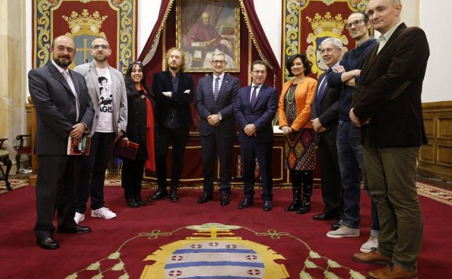 Punta de lanza de la literatura en asturiano