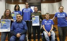 Oviedo acoge este fin de semana un campeonato de natación adaptada