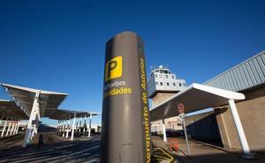 Asturias perdió en noviembre 149 vuelos y casi 10.000 viajeros respecto a 2017