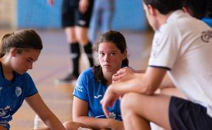 Rodiles FS | Clara: «El Rodiles es una oportunidad que no tiene cualquiera»